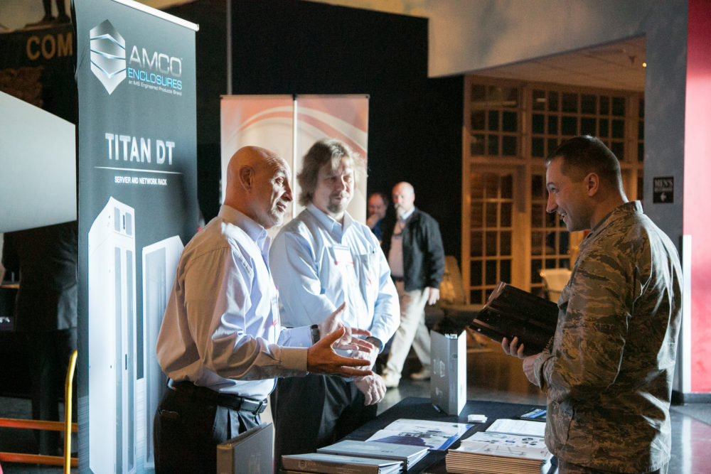 Robins AFB Tech Expo & Cyber Forum Mar 2018
