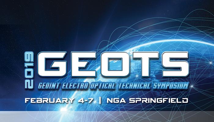 GEOINT Electro Optical Technical Symposium (GEOTS) – NCSI