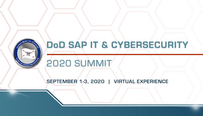 2020 Dod Sap It Cybersecurity Summit Ncsi